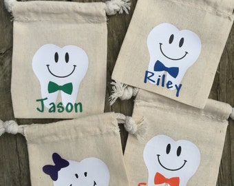Tooth Fairy Bag ~ Tooth Fairy Pouch~