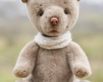 Lucky Teddy Bear 35 cm OOAK