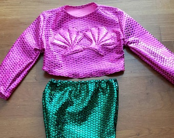 """Baby """"mermaid's"""" for photo shoots and for fun!"""