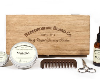 Luxury Beard Care Gift Set