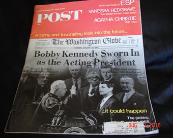 The Saturday Evening Post March 9 1968