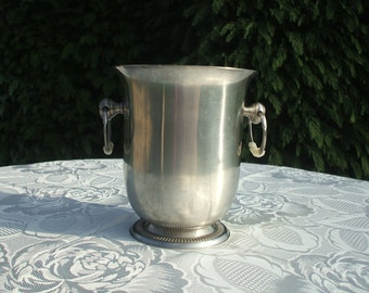 Vintage French Champagne Bucket/Seul a Glace - Jean Couzon