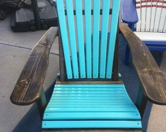 Custom Adirondack Chair