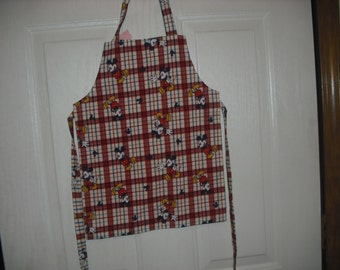 Children's Mickey Mouse Apron