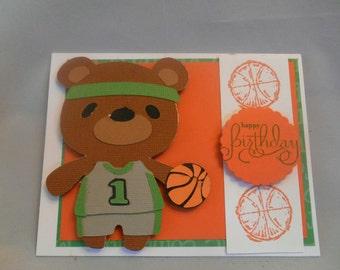Beary Basketball