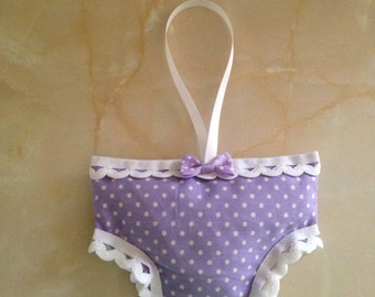Scented smalls, lavender sachet,