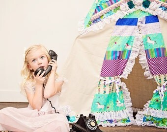 KIDS TEEPEE TENT, play tent, childrens teepee, teepee tent, kids tent, playhouse, play teepee, teepee, kids play tent, 6ft