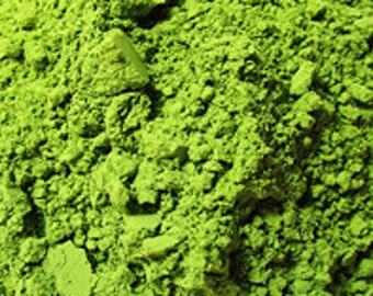SPECIAL   Matcha Green Tea, Ceremonial - Certified Organic & Fair Trade from Japan