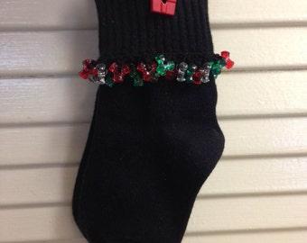 Christmas Present Socks