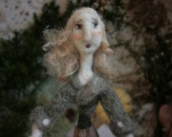 Custom Victorian Ghost Doll