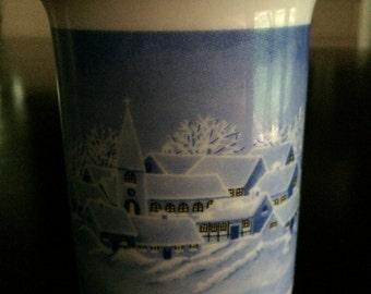 Villeroy and Boch 1994 Christmas mug