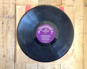 Babes in Toyland-Walt Disney-Vintage Record