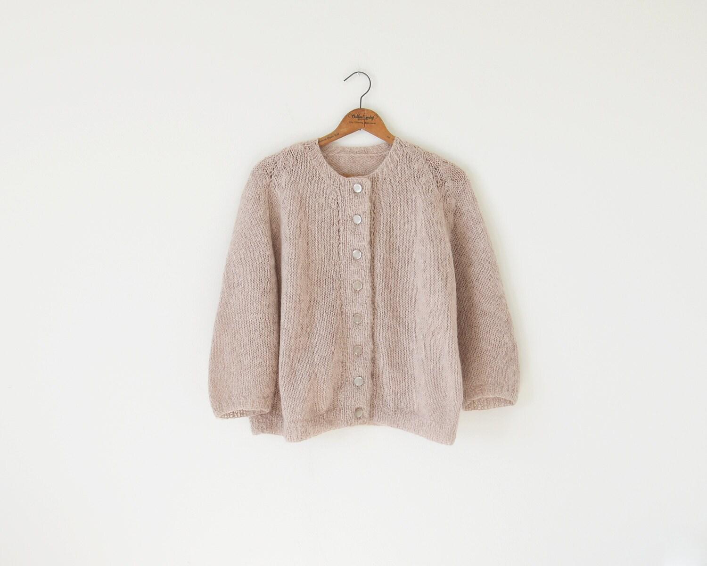 Vintage Cardigan Sweater 98