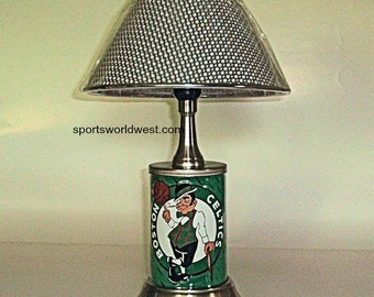 BOSTON CELTICS Lamp