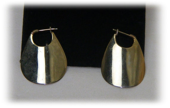 BEAUTIFULLY SHAPED EARRINGS