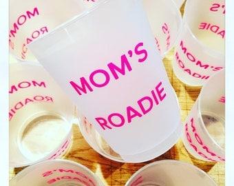 Mom's Roadie cups oack of ten
