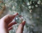 Clear Quartz Crystal Ball - 26mm