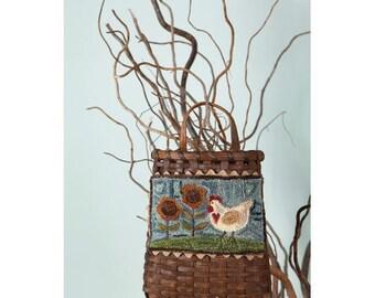 Mrs Hen Basket Sewing Pattern Download 803423