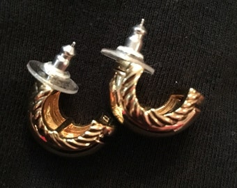 Kenneth J Lane Convertible Earrings