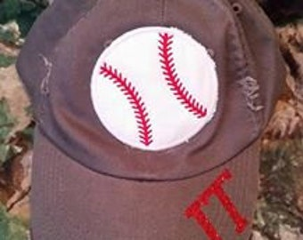Personalized Baseball Cap, Personalized Softball cap