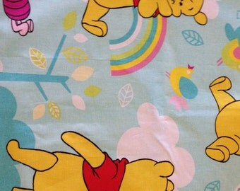 Winnie the Pooh Baby Blue Library Bag, Swim Bag, etc