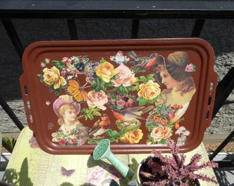 Stylish Serving tray - Decorative or Functional