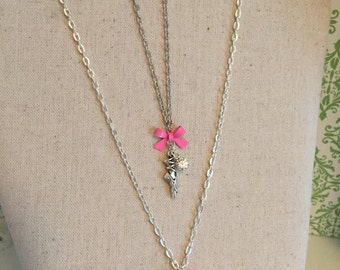 Ballerina Necklaces