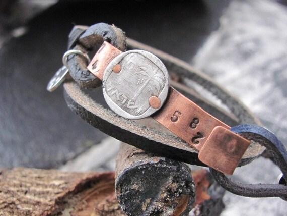mens leather bracelet leather mens bracelet mens leather
