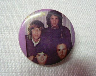 Vintage Early 80s The Doors - Apocalypse Now Film / Movie - Pin / Button / Badge