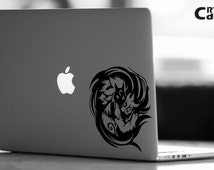 Kindred  League of Legends Vinyl Decal - LOL Decal - Laptop Decal - Vinyl Ipad Decal - Computer Decal - Computer Sticker