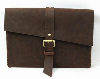 Monogram iPad Case, iPad Air Leather Case, iPad Pro Sleeve, iPad Mini Cover, Tablet Sleeve, Women Leather Clutch, 1S546