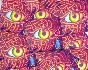 Mechanical Illuminati sticker packs ***FREE SHIPPING***
