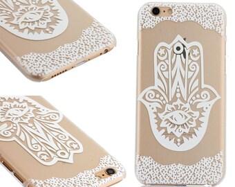 Hamsa phone case
