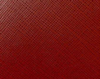 Italian Saffiano Leather Pieces -  Colours