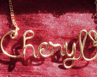 Cheryl necklace