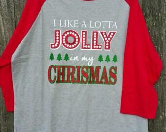 I like a lotta jolly