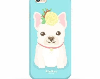 French Bulldog Case, Dog iPhone Case, Dog iPhone 6 Case, iPhone 6 Case, iPhone 6s Case, iPhone 7 Case, iPhone 6 plus Case, iPhone 5c Case