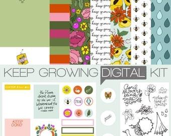 Keep Growing Digital Kit