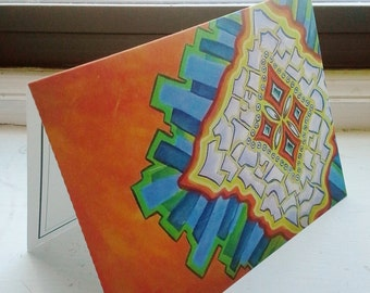 """5.5"""" x 4"""" Notecards, Muse"""