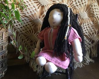 unique doll