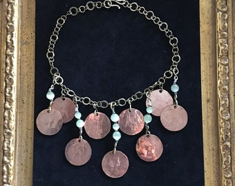 The Nine Coins Necklace