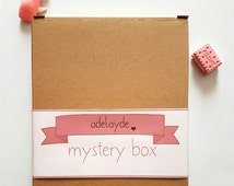 Mystery Box ~ Lucky Dip of items from my shop ~ Mystery Box for Animal Lovers ~ Mystery Box of Fairy Tales ~ Mystery Box of Fan Art