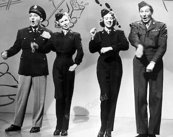 danny kaye vera ellen white christmas 1954 hollywood actors
