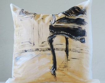 Neoclassical pillow