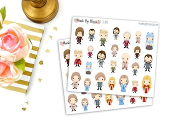 Game of Thrones Planner Stickers - S-102