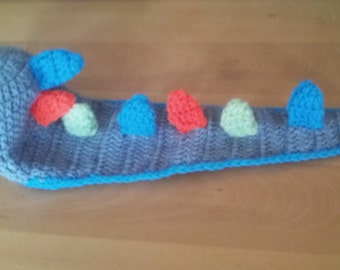 dinosaur hat, crochet dino hat, dinosaur hat, baby dinosaur hat, ready to ship