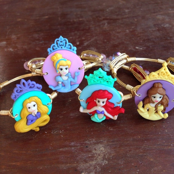Stackable Bangles, Gun Shells, Gold, Silver, Non Tarnish Wire, Bracelets, Accessories, Jewelry