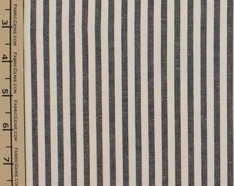 "Candy Stripe Stretch Cotton Poplin Fabric ""CTSP4F-7710"""