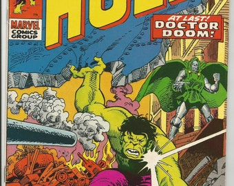 1971 Incredible Hulk #143