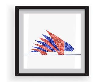 Geometric Porcupine